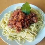Spaghetti Volognese